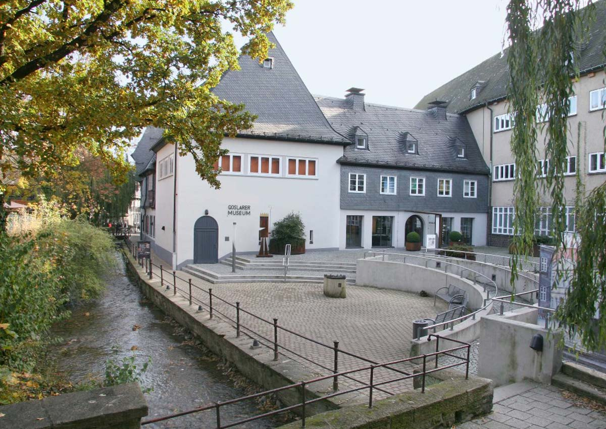 Goslar Museum provides information on the fascinating history of the town.